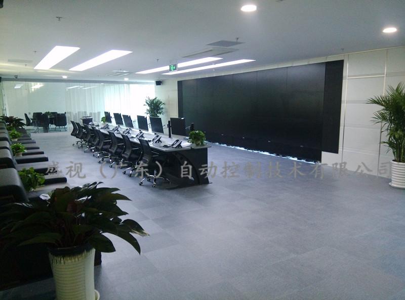 烟台高新区智慧城市管理综合应用平台建设项目操作台